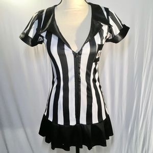 Leg Avenue Sexy Referee Halloween Costume